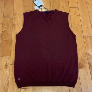 STRELLSON | 100% merino sweater vest